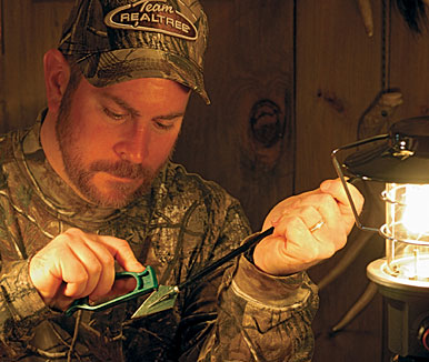 Want to start an argument among whitetail hunters? Mention arrow energy minimums pertaining to