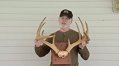 Gordon Whittington takes a look at the first Boone & Crockett Whitetail of all time -- a 6x6