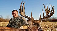 Neal Newlin's Incredible Illinois Trophy Buck