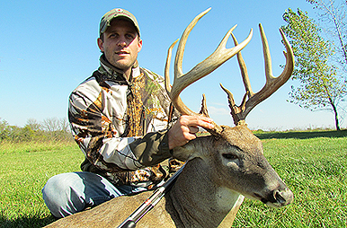 This weeks In The Deer Woods column is with Patrick Hogan,  editor of North American Whitetail