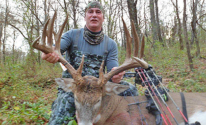 Illinois Monarch: 202 7/8-inch Trophy Buck