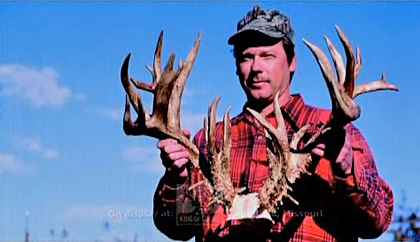 The Randy Simonitch Buck proved that the big boys aren't always way back in the deep woods when he