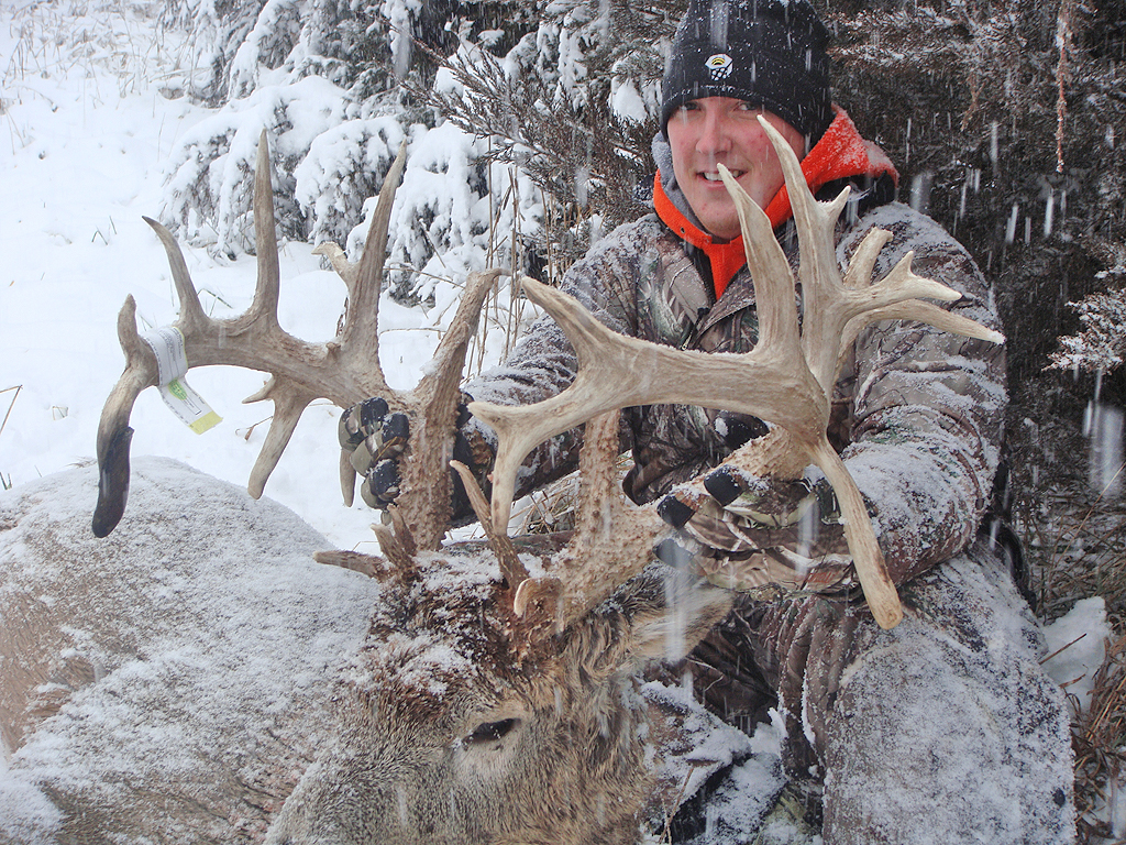 230-Inch Father/Son Trophy Buck