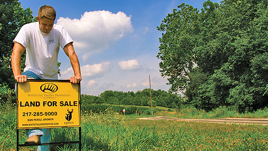 Has the economy affected the whitetail real estate market? The answer might surprise you.
