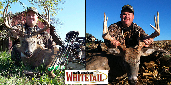 Josh Tucker had a 2011 whitetail hunting season to remember. On the opening afternoon of the