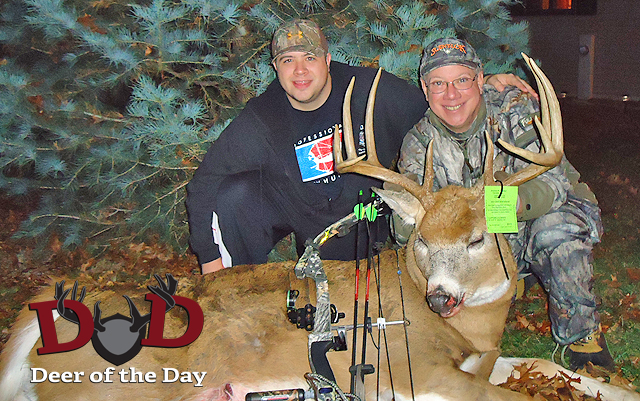Many fathers introduce their children to hunting and that was certainly the case with Chip and