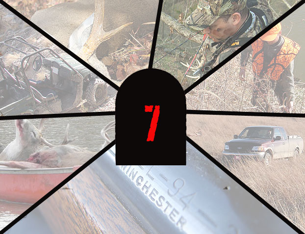 7 Deer Hunting Accidents to Avoid