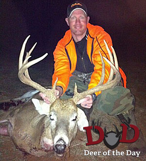 My name is Norman Smith and I live in Edmond, Oklahoma. During muzzleloader season this year, I