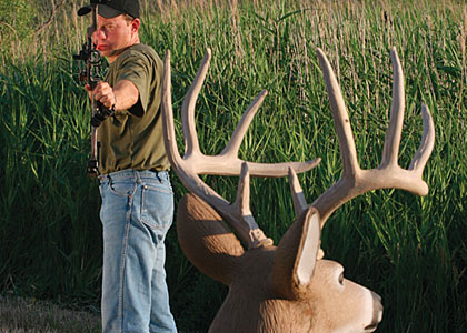 Keep Your Cool: Bowhunting Practice Tips