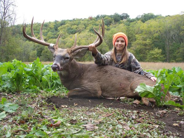 Jordan Dressler: Double Wide Iowa 10-Pointer - North American ...