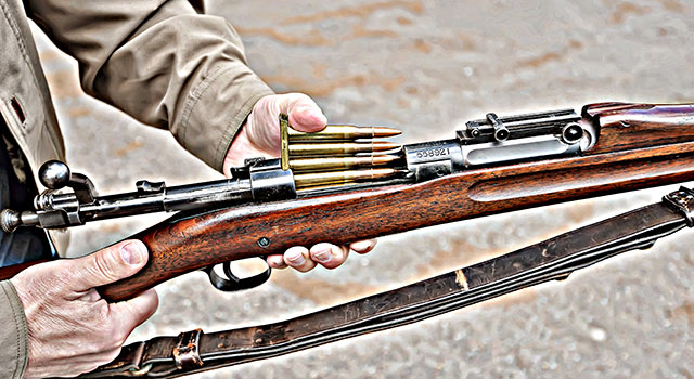 Nowadays, a deer hunter has a lot of rifles to choose from, but a trip down memory lane turns up