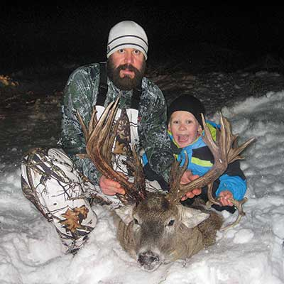 Doug Broich 243-Inch Buck