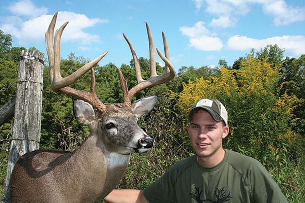 Ty Schaefer 172-Inch Buck
