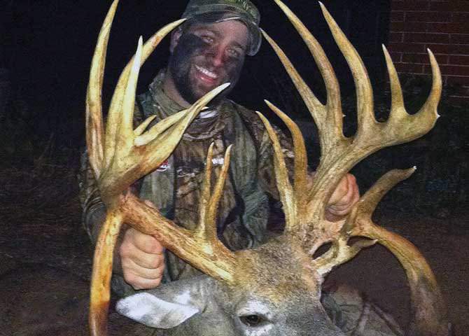 Mark Owen's Ohio Buck: 256-Inch Buckeye Bruiser