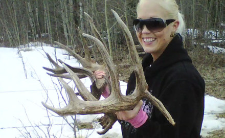 For some whitetail enthusiasts, shed hunting is almost as much fun as hunting the bucks themselves.