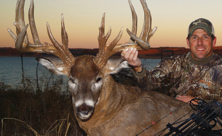 Throughout my many years of hunting, collecting and writing about trophy whitetails, Jon Massie has