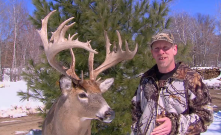 A Minnesota hunter recalls his 2010 hunt that nabbed a big buck on public land.