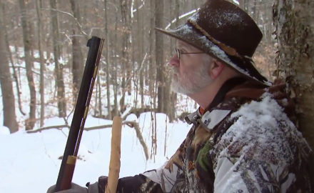 Gordon Whittington goes on an old-school flintlock deer hunt in Pennsylvania.