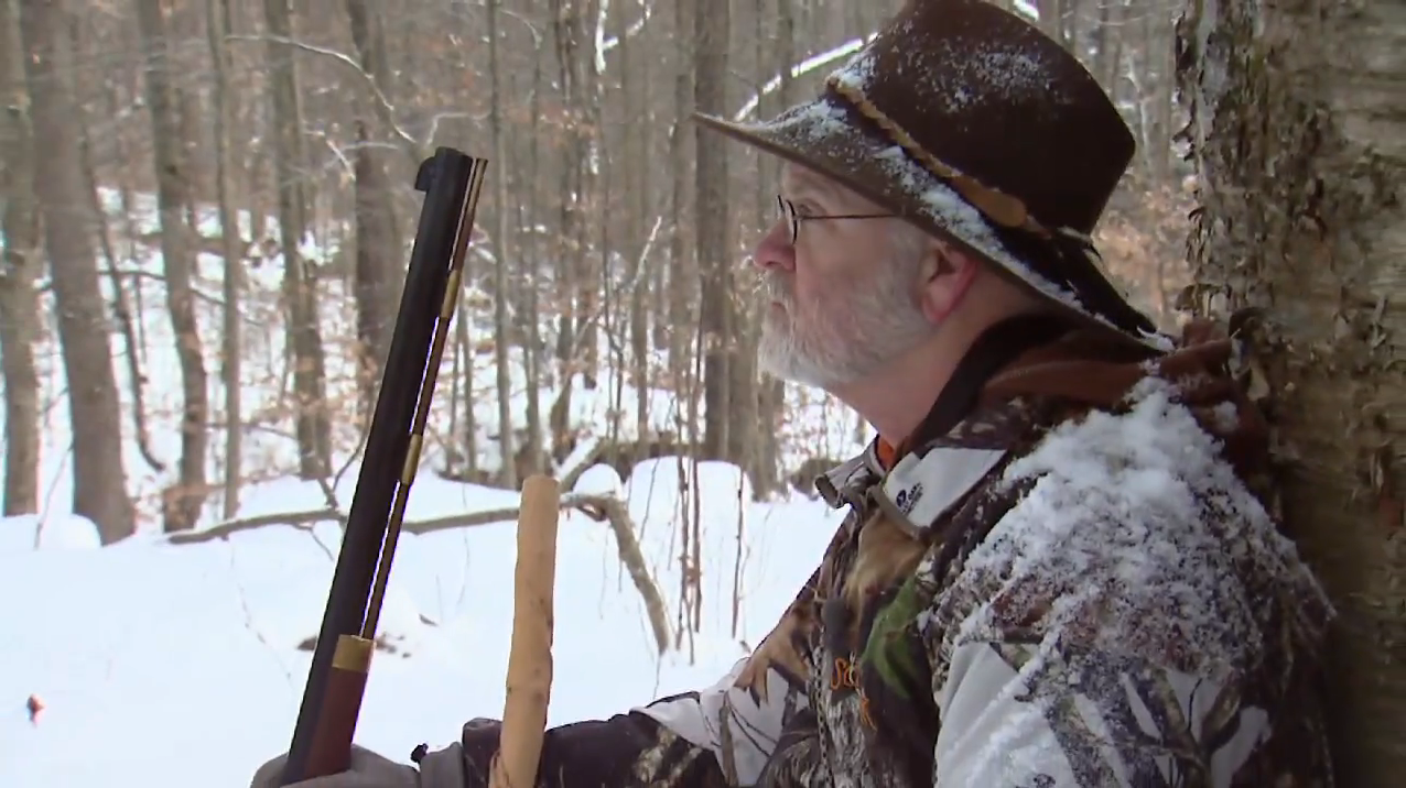 Old-School Flintlock Hunt