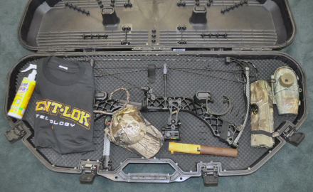 Stan Potts offers advice on properly packing gear for your next hunt.