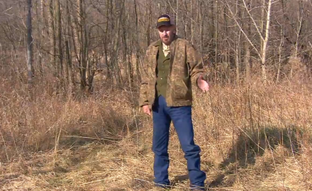 Dr. James Kroll discusses the negative impact on the whitetail deer population as a result of