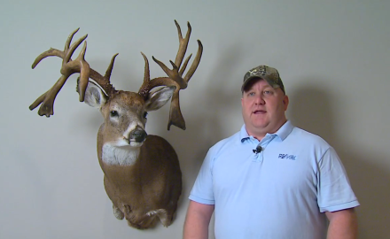 An Ohio hunter tells the story of the monster non-typical whitetail he took with a crossbow.