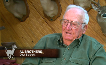 Dr. James Kroll sits down with a pioneer in managing deer populations, biologist, Al Brothers