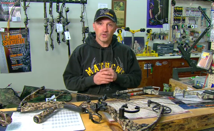 Brent Beimert highlights equipment options for both new and young hunters.
