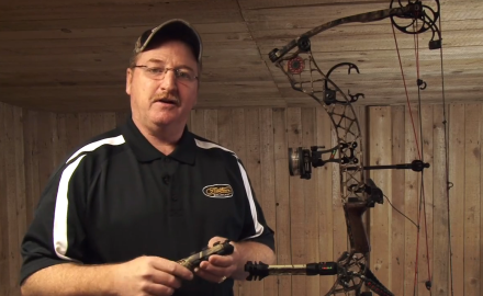 Mike Clerkin talks about the reasons for having a good stabilizer on your bow.