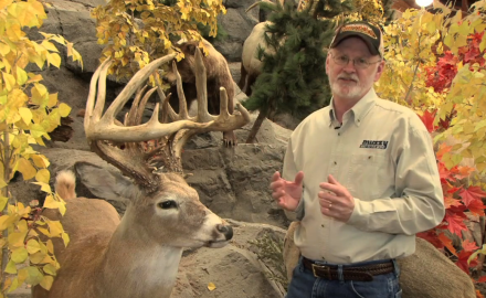Gordon Whittington talks about a 24 pointer taken in Kentucky back in 2000.