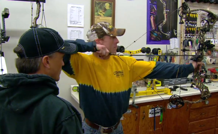 Stan Potts explains why it's critical to select the appropriate draw weight for your archery setup.