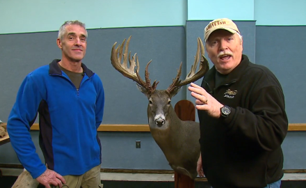 An Illinois bowhunter tells the story of his hunt which led to nabbing a monster buck.