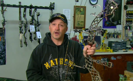 Brent Beimert talks about the importance of taking care of your bow and accessories once the season