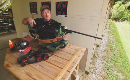 Mike Clerkin explains the importance of determining your effective range in various situations.