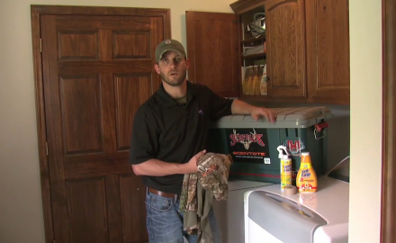 Pat Hogan offers tips for scent control and storing your clothing and gear during the off-season.