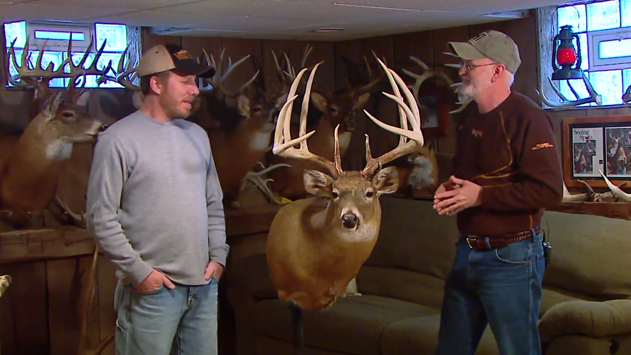 Big Buck Profile: The Bob Wood Buck