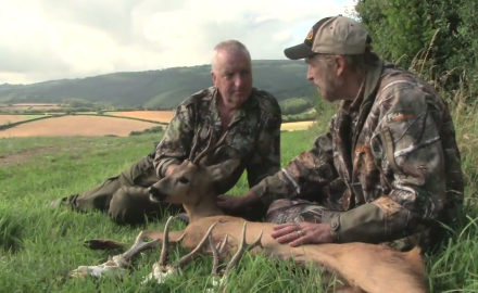 Dr. James Kroll talks about the similarities and differences of roe deer and whitetail deer.