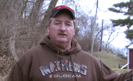 Mike Clerkin shares tips on how to effectively use range finders where there are very few markers