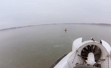 Triple Whitetail Rescue