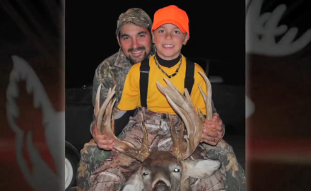 Dr. James Kroll provides tips on setting your property up to help young hunters succeed.