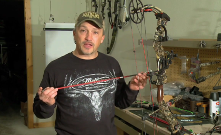 Brent Beimert explains how to tune your bow for increased archery accuracy.