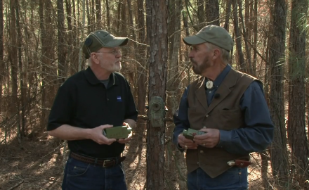 Gordon Whittington and Dr. James Kroll take at look at how far trail cam technology has come over