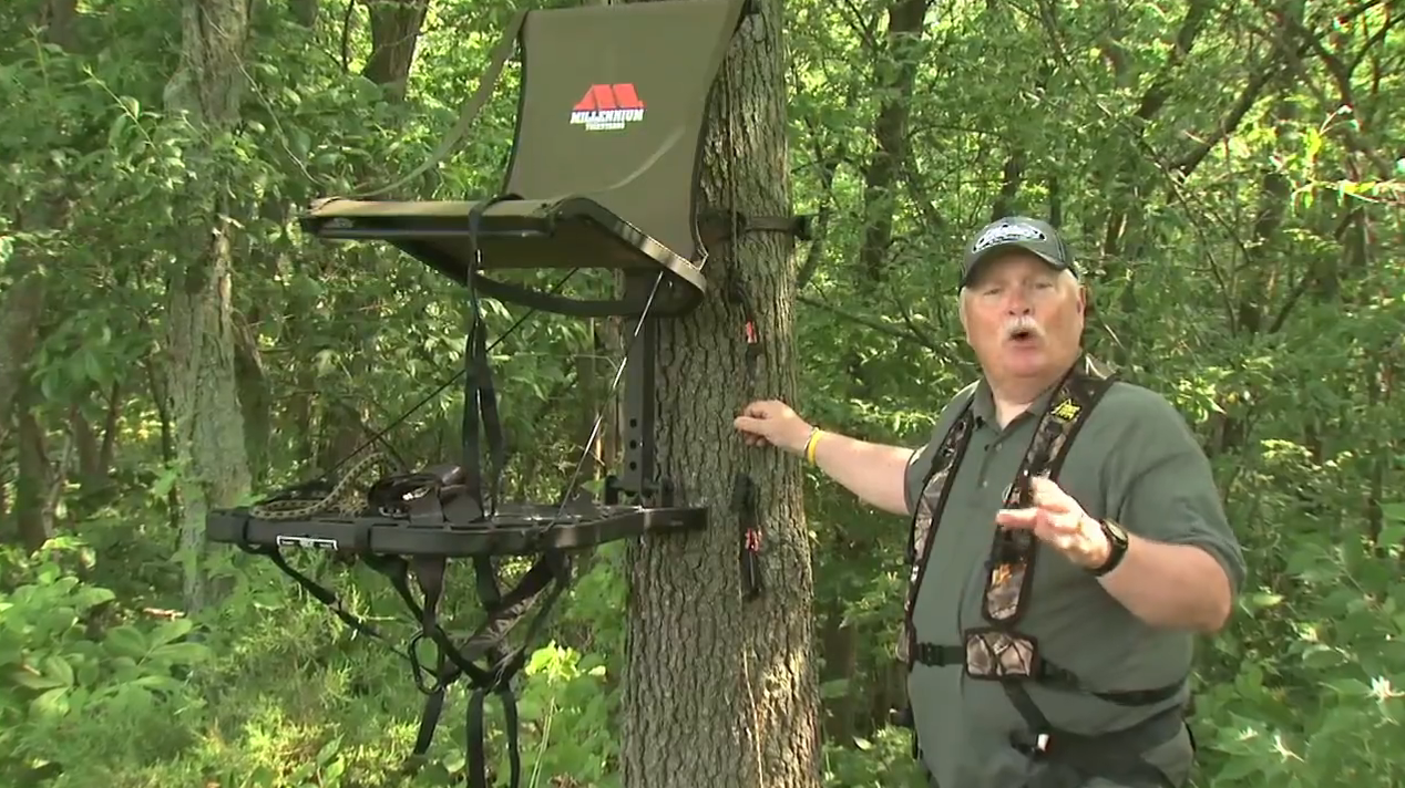 From the Stand: Accessories for Tree Stand Safety