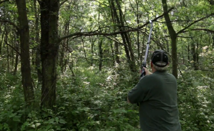 Stan Potts discusses how he likes to trim his sightlines when it comes to hunting whitetails.