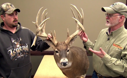 Gordon Whittington catches up with an Illinois bowhunter who shares his story of taking a massive