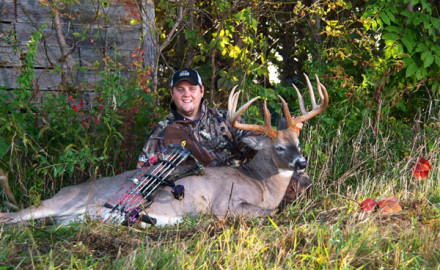 Hunter: Danny Thompson Location: Southeast Minnesota Score: 170 B&C Gross  Turns out there is