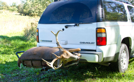 Every deer hunter strives to be successful, but many times that success leads to arduous,