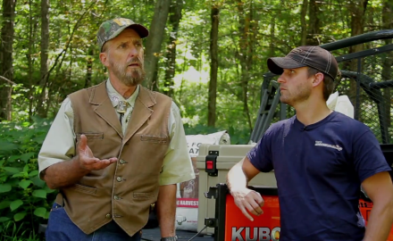 Dr. James Kroll and Pat Hogan talk about the role of a hunter's strategy and how plays into antler