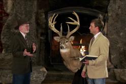 The Original Antlers of the Jordan Buck: In Depth