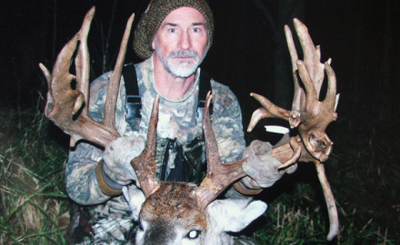 I started my bowhunting career in the mid-1980s, while living in Jacksonville, Florida. My friend